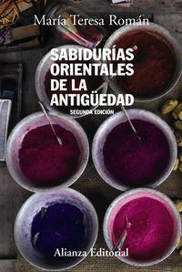 Libro SABIDURIAS ORIENTALES DE LA ANTIGÜEDAD