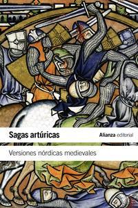 Libro SAGAS ARTURICAS: VERSIONES NORDICAS MEDIEVALES