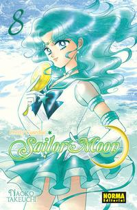 Libro SAILOR MOON 8