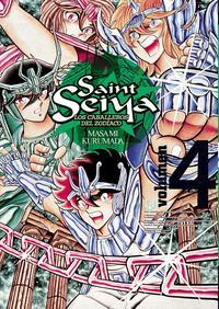 Libro SAINT SEIYA EDICION INTEGRAL 04