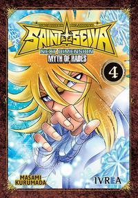 Libro SAINT SEIYA. NEXT DIMENSION MYTH OF HADES Nº 4