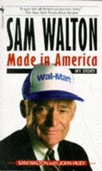 Libro SAM WALTON: MADE IN AMERICA