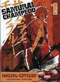 Libro SAMURAI CHAMPLOO