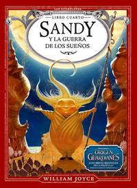 Libro SANDY Y LA GUERRA DE LOS SUEÑOS