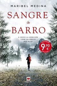 Libro SANGRE DE BARRO