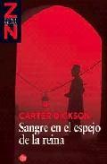 Libro SANGRE EN EL ESPEJO DE LA REINA