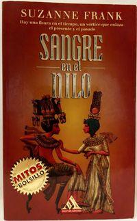 Libro SANGRE EN EL NILO