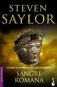 Libro SANGRE ROMANA
