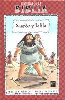 Libro SANSON Y DALILA