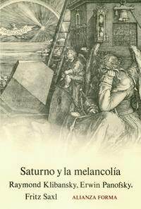 Libro SATURNO Y LA MELANCOLIA