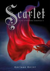 Libro SCARLET (CRONICAS LUNARES #2)