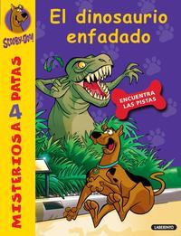Libro SCOOBY-DOO Nº32 : EL DINOSAURIO ENFADADO