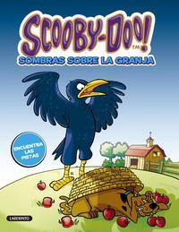 Libro SCOOBY-DOO Nº36  SOMBRAS EN LA GRANJA