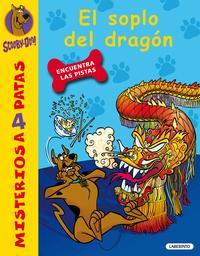 Libro SCOOBY-DOO. EL SOPLO DEL DRAGON