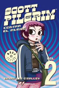 Libro SCOTT PILGRIM CONTRA EL MUNDO