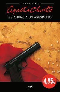 Libro SE ANUNCIA UN ASESINATO