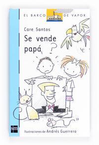 Libro SE VENDE PAPA