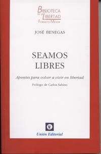 Libro SEAMOS LIBRES