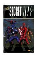 Libro SECRET WAR