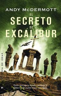 Libro SECRETO DE EXCALIBUR