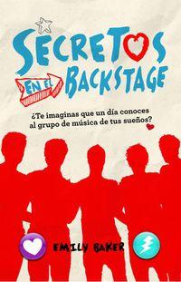 Libro SECRETOS EN BACKSTAGE