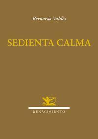 Libro SEDIENTA CALMA