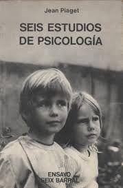 Libro SEIS ESTUDIOS DE PSICOLOGIA