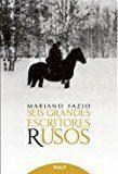 Libro SEIS GRANDES ESCRITORES RUSOS