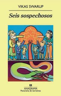 Libro SEIS SOSPECHOSOS