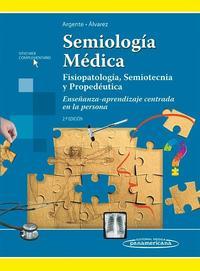 Libro SEMIOLOGÍA MÉDICA. 2ª ED