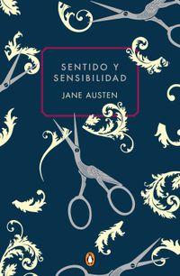 Libro SENTIDO Y SENSIBILIDAD / SENSATEZ Y SENTIMIENTO