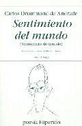Libro SENTIMIENTO DEL MUNDO