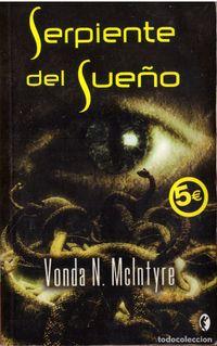 Libro SERPIENTE DEL SUEÑO