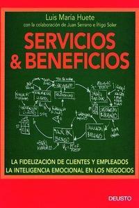 Libro SERVICIOS & BENEFICIOS