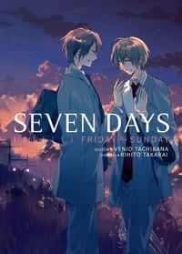 Libro SEVEN DAYS, VOL.2