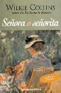 Libro SEÑORA O SEÑORITA