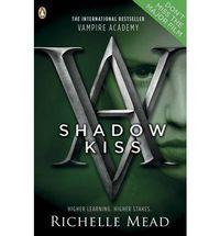 Libro SHADOW KISS VAMPIRE ACADEMY BOOK 3