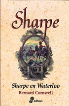 Libro SHARPE EN WATERLOO