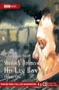 Libro SHERLOCK HOLMES HIS LAST BOW
