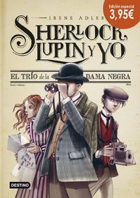 Libro SHERLOCK LUPIN Y YO