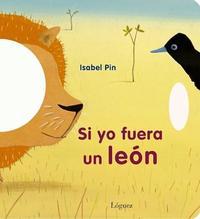 Libro SI YO FUERA UN LEÓN