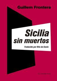 Libro SICILIA SIN MUERTOS