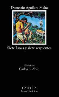 Libro SIETE LUNAS Y SIETE SERPIENTES