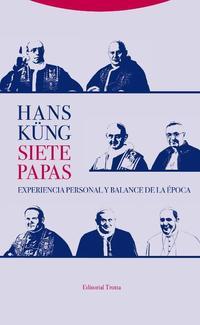 Libro SIETE PAPAS