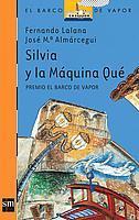 Libro SILVIA Y LA MAQUINA QUE