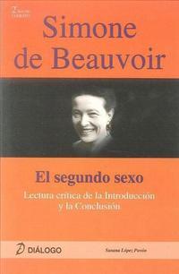 Libro SIMONE DE BEAUVOIR:EL SEGUNDO SEXO