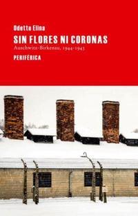 Libro SIN FLORES NI CORONAS