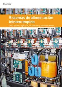 Libro SISTEMAS DE ALIMENTACION ININTERRUMPIDA