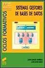 Libro SISTEMAS GESTORES DE BASES DE DATOS