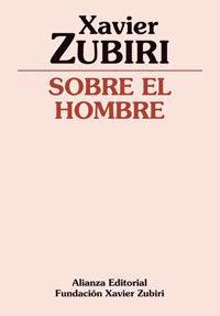 Libro SOBRE EL HOMBRE
